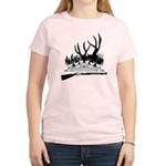 Muzzle Loader hunter Women's Light T-Shirt