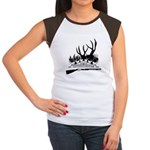 Muzzle Loader hunter Women's Cap Sleeve T-Shirt