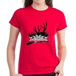 Muzzle Loader hunter Women's Dark T-Shirt