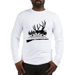 Muzzle Loader hunter Long Sleeve T-Shirt
