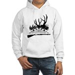 Muzzle Loader hunter Hooded Sweatshirt