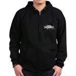 Muzzle Loader hunter Zip Hoodie (dark)