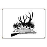 Muzzle Loader hunter Banner