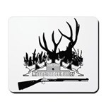 Muzzle Loader hunter Mousepad