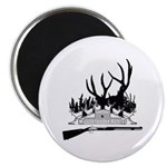Muzzle Loader hunter Magnet