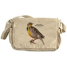 Western Meadowlark Messenger Bag