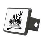Muzzleloader Hunter Rectangular Hitch Cover