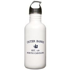 Outer Banks Established 1587 Sports Water Bottle