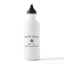 Outer Banks Established 1587 Water Bottle