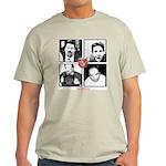 Let it Blog Ash Grey T-Shirt