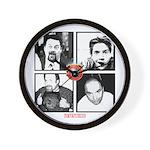 Let it Blog Wall Clock