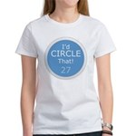 Id Circle That Women's T-Shirt