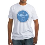 Id Circle That Fitted T-Shirt