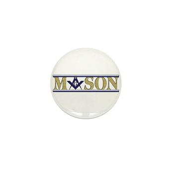 Masons Mini Button (100 pack)