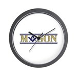 Masons Wall Clock