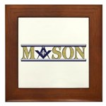Masons Framed Tile
