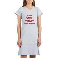 Im sorry Women's Nightshirt