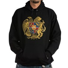 Armenia Coat Of Arms Hoodie