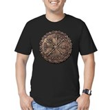 Cute Celtic compass  T
