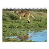 Australia Poster Wall Calendar