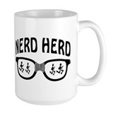 Nerd Herd Glasses Ceramic Mugs