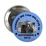 "Change 2012 2.25"" Button (100 pack)"