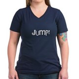 Jump(white).png Shirt