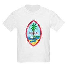 Guam Coat Of Arms T-Shirt