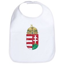 Hungary Coat Of Arms Bib
