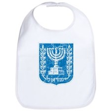 Israel Coat Of Arms Bib