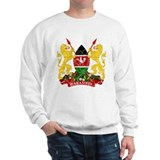 Kenya Coat Of Arms Jumper