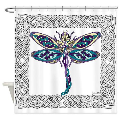 Http Www Cafepress Com Dragonfly Shower Curtain 654182836