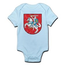 Lithuania Coat Of Arms Infant Bodysuit