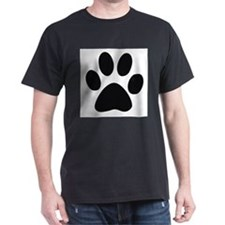 Cute Paw print T-Shirt