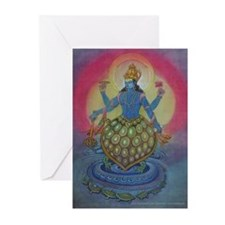 Vishnu as Kurma Cards (6)