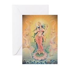 Lakshmi Card (Pk of 10)