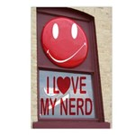 Nerd Postcards (Package of 8)