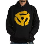 DJ Super Hero Hoodie (dark)