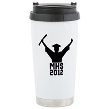 2012 Graduation Travel Coffee Mug