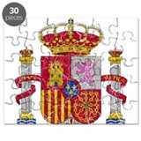 Spain Coat Of Arms Puzzle
