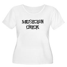 Musician Chick T-Shirt