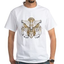 Native American Swan Mandala Shirt