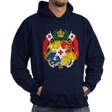 Tonga Coat Of Arms Hoody