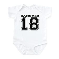 Samoyed SPORT Onesie