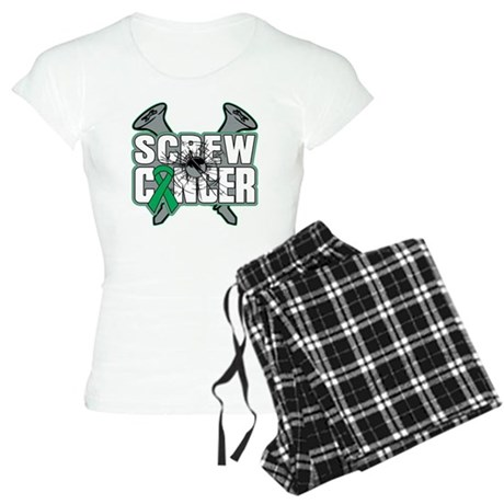 Screw Liver Cancer Women's Light Pajamas