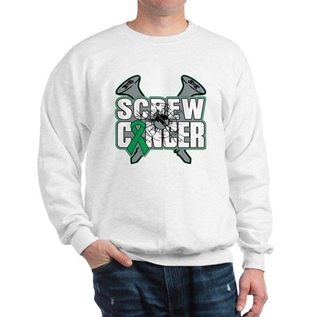 Screw Liver Cancer Sweatshirt