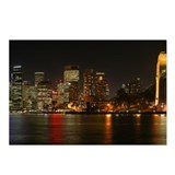 Sydney By Night - Postcards (Package of 8)