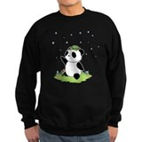 Turtle on a Panda Sweatshirt