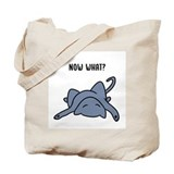 """Now What?"" Tote Bag"