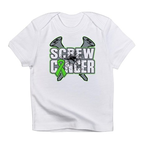 Screw Non-Hodgkins Cancer Infant T-Shirt